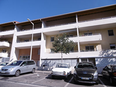 Appartement Marseille type 2 terrasse et parking secteur La Viste