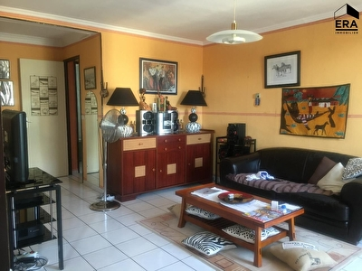 A VENDRE APPARTEMENT TYPE 5 MARSEILLE 13014 ST BARTHELEMY DANS RESIDENCE FERMEE