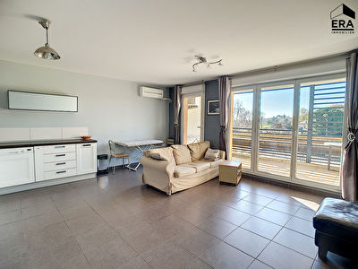 A VENDRE APPARTEMENT 3 PIECES AVEC PARKING MARSEILLE 13014 LE MERLAN