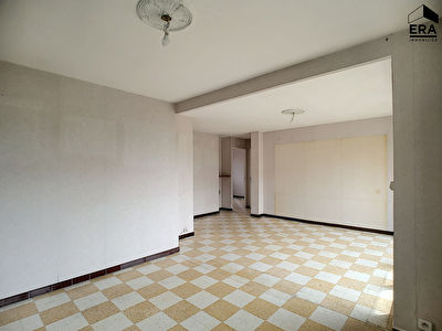A VENDRE APPARTEMENT 3 PIECES 55M² GARAGE PARKING MARSEILLE 13014 SAINT GABRIEL