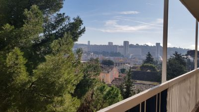 A vendre appartement type 3, Marseille 13013