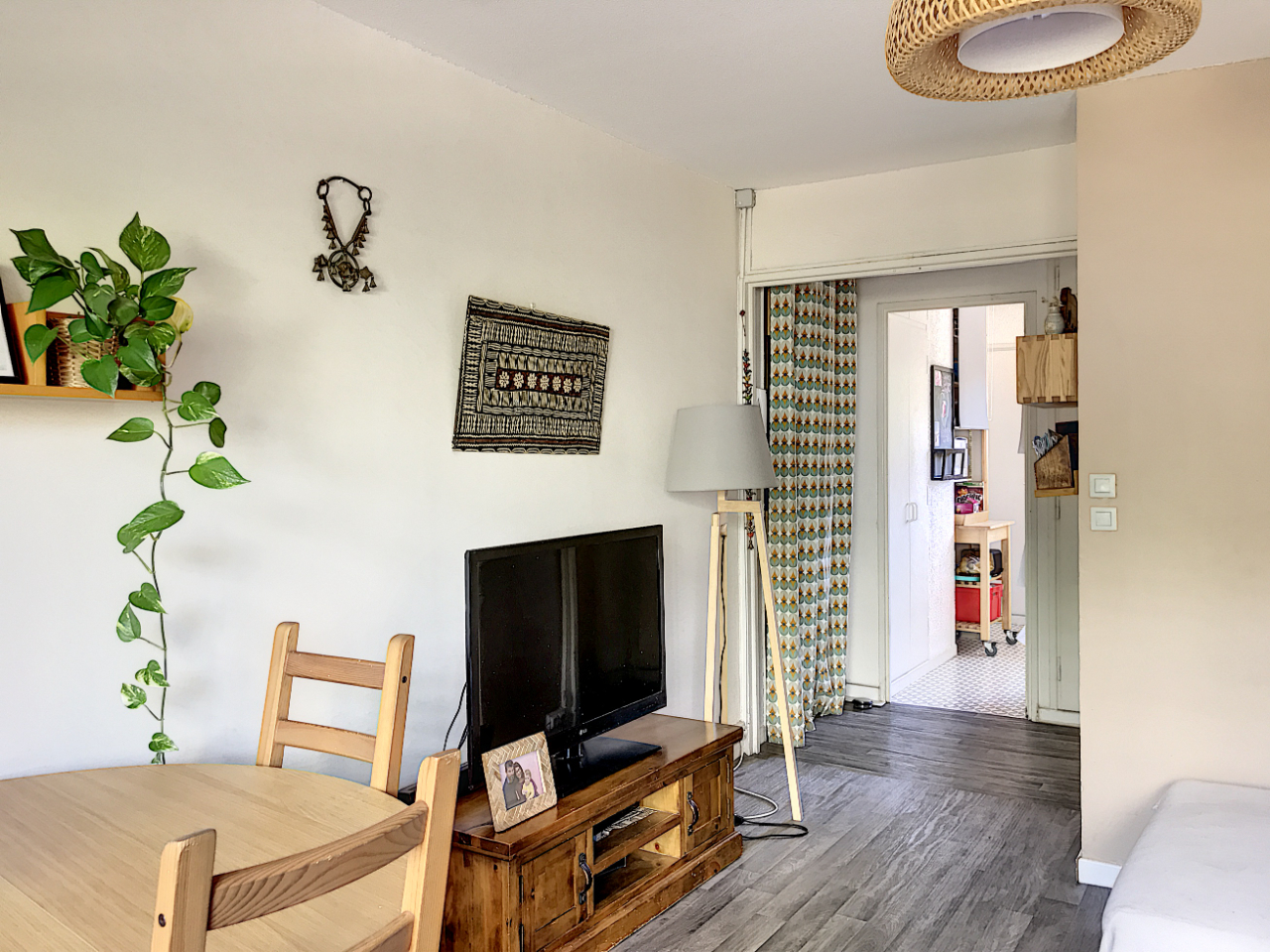 A vendre appartement Marseille 13013 Chutes Lavie-Lacordaire T3 58 m²