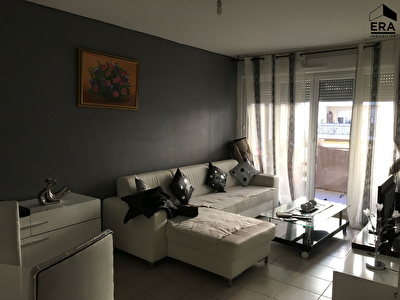 A VENDRE APPARTEMENT TYPE 3 MARSEILLE 13014 ST BARTHELEMY COPRO RECENTE TERRASSE