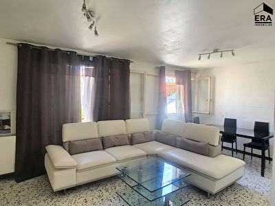 A vendre appartement type 4 13014 MARSEILLE LE CANET PARKING