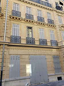 A VENDRE MARSEILLE 13001 LONGCHAMPS ST CHARLES LOCAL COMMERCIAL BUREAU CAVE