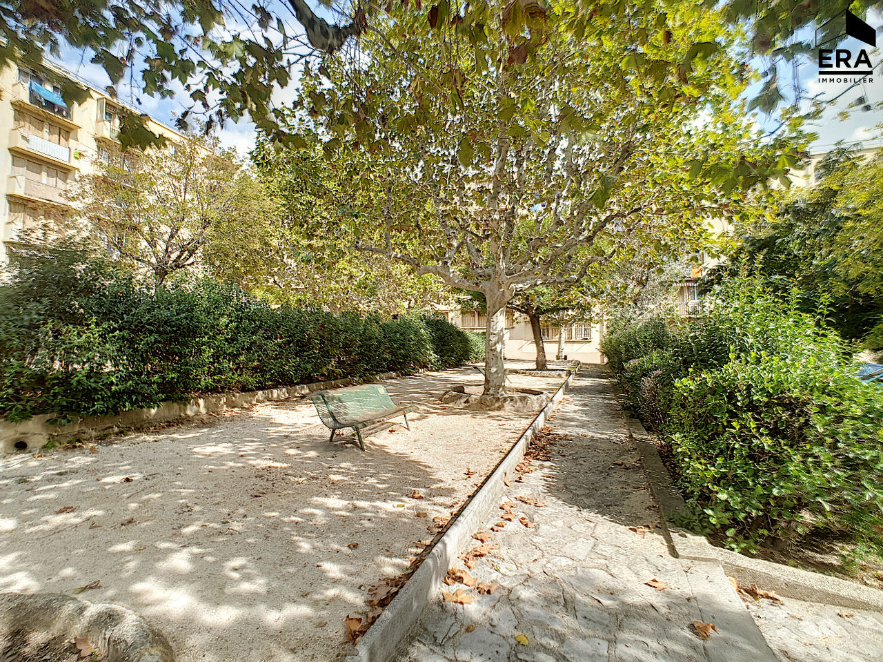 A VENDRE APPARTEMENT 5 PIECES MARSEILLE 13014 ST BARTHELEMY PARKING CAVE BALCON
