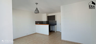 APPARTEMENT MARSEILLE 13014 T2 2 PIECES(s) T2 42.40 m2 TERRASSE PARKING DOUBLE