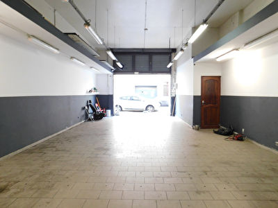 A VENDRE Garage ou Local Commercial Loué Joliette, Marseille 13002
