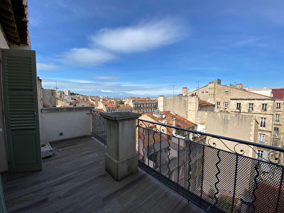 APPARTEMENT TYPE 2 PRÉFECTURE 13006 MARSEILLE